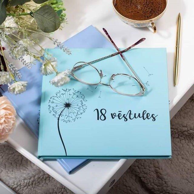 Vēstuļu grāmata - 18 vēstules