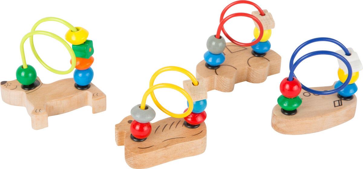 Mini attīstošā rotaļlieta, Legler, 10682