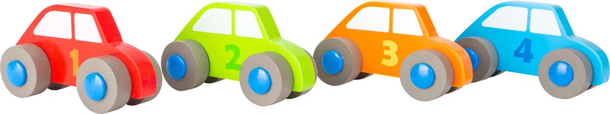 Automašīnas ar garāžām, Legler, 11083