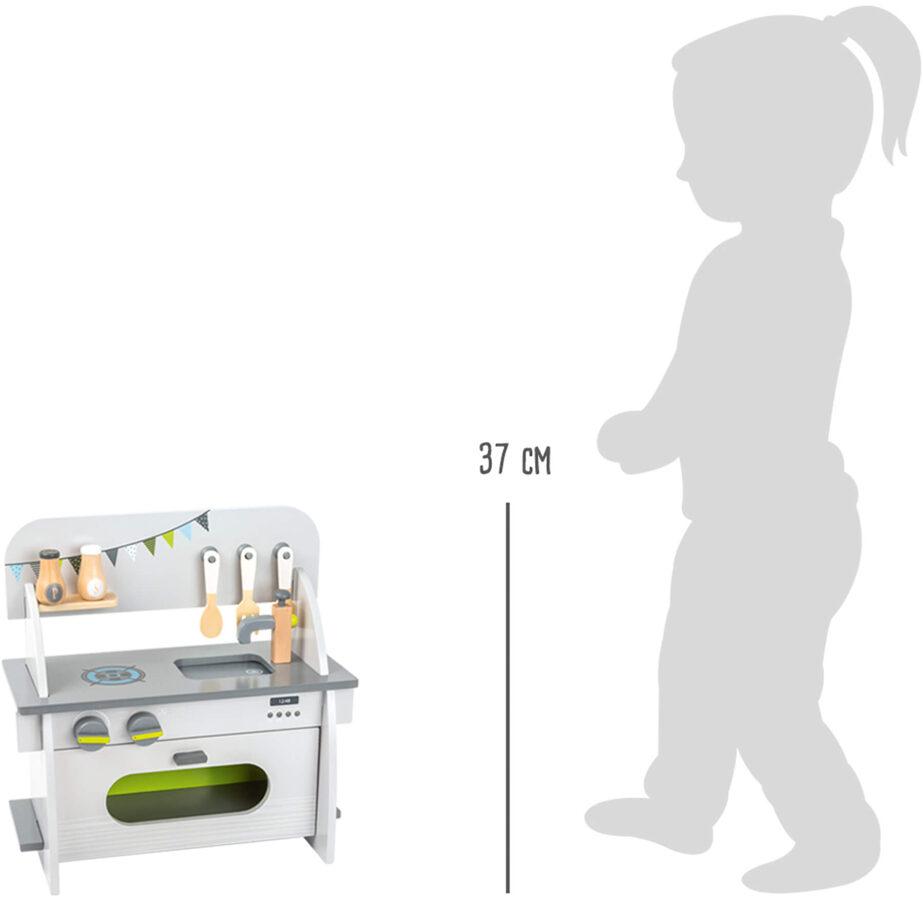 Mazā virtuve, Legler, 11158