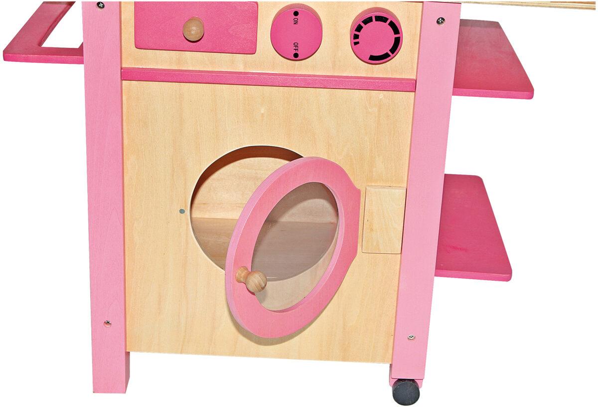 Koka spēļu virtuve - rozā, Legler, 1154