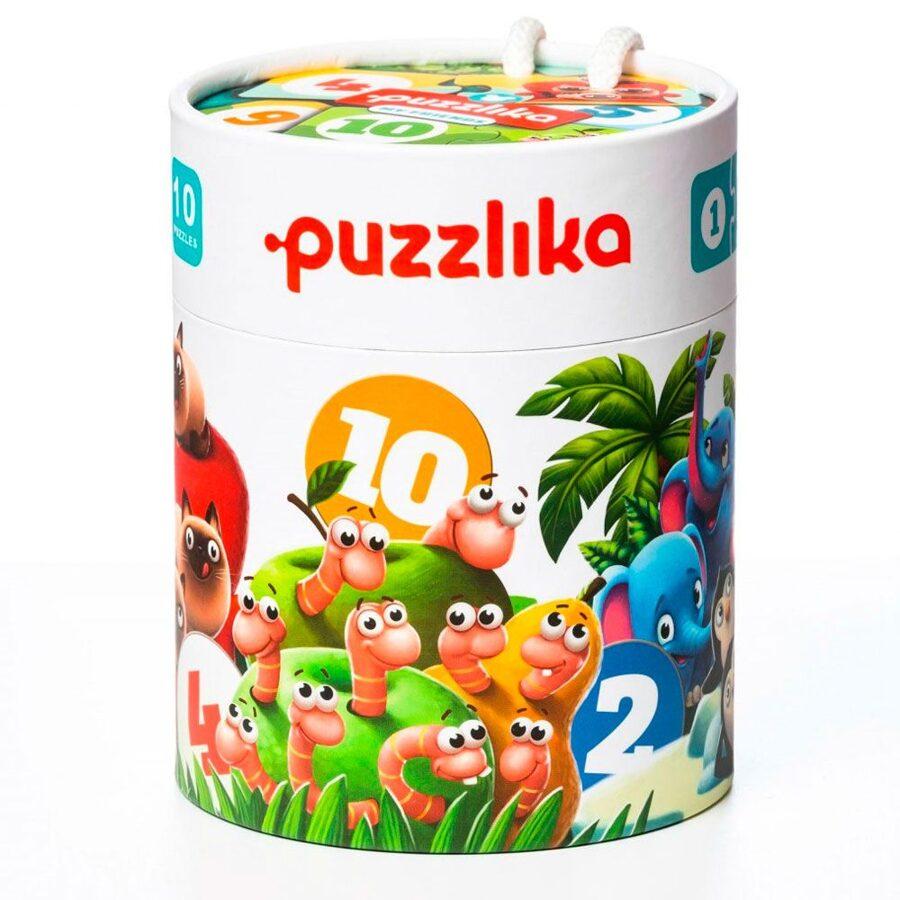 Puzle - mani draugi, Puzzlika, 13005