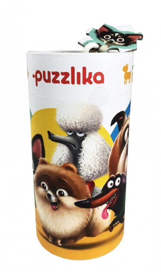 Puzle - suņi, Puzzlika, 14248
