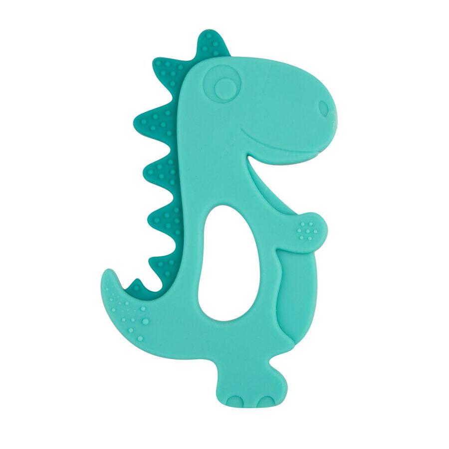 Silikona zobgrauznis - Dinozaurs, Canpol Babies, 51/006