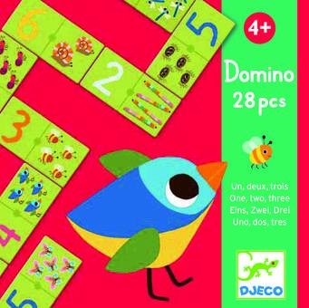 Domino, Djeco, DJ08168