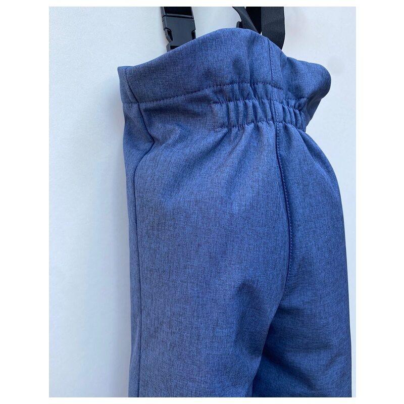 Softshell bikses ar regulējamām lencēm, 86-110, BB Collection