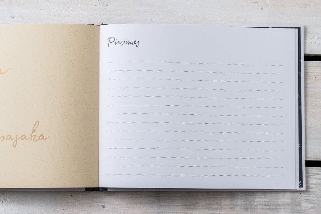 Sarunāt prieku – Bērnības domu graudu pierakstu grāmatiņa, Muum