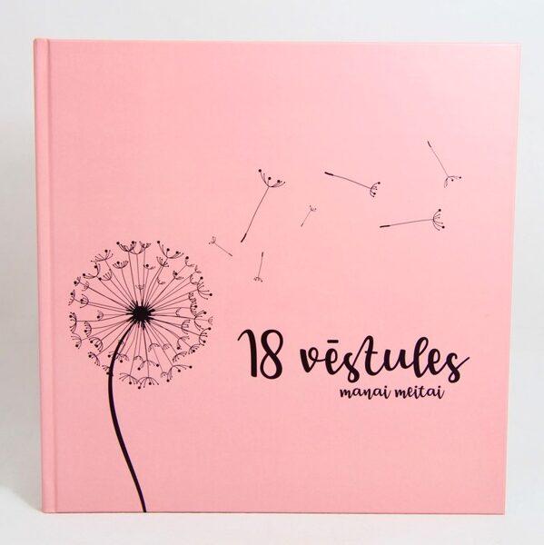 Vēstuļu grāmata - 18 vēstules manai meitai