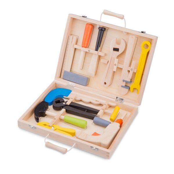 Darbarīku koferis, New Classic Toys, 18281