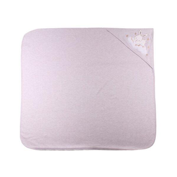 Plediņš / dvielītis - zaķis, 95x90, Flamingo, 618-230