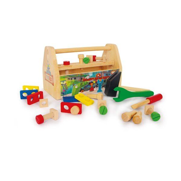 Instrumentu kaste, Legler, 6382