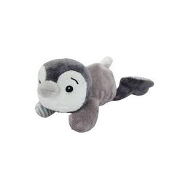 Mīkstā rotaļlieta Pelēkais pingvīns, MyTeddy, PEGS