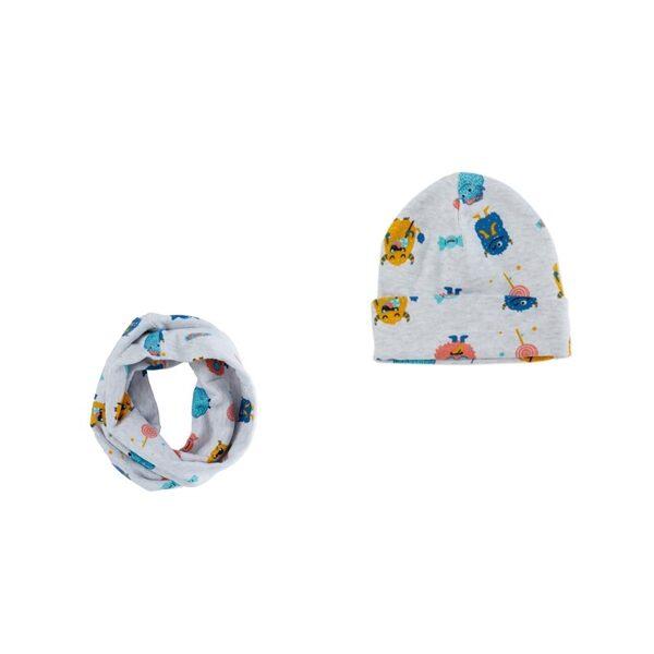 Komplekts= cepure+tuneļšalle, Cango, KBSS-181
