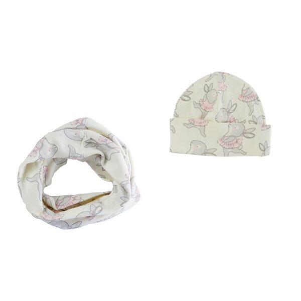 Komplekts= cepure+tuneļšalle, Cango, KGSS-177