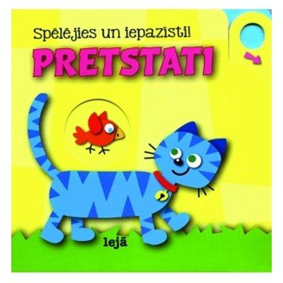 Spēlējies un iepazīsti - Pretstati, ZvaigzneABC, Pr408